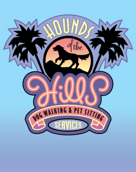 Hounds of the Hills: Dog Walking and Pet Sitting Services
